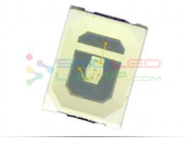 High Voltage SMD 2835 LED Chip , 18v 9v Smd Led Chip With Emitting Diode Chip